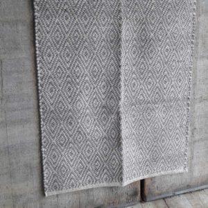 Vloerkleed beige/grijs