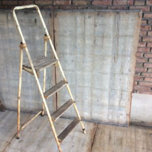 Oude ladder