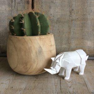 Rhino wit