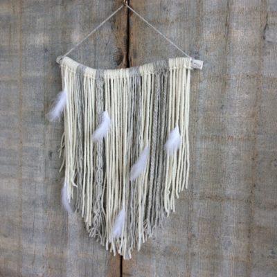 Wandhanger wol