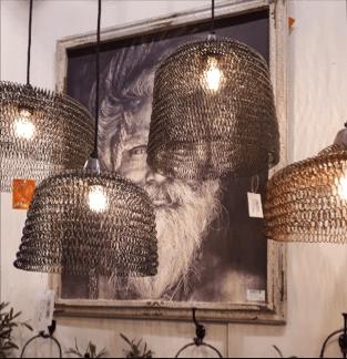 Vintage wanddecoratie - By Moos