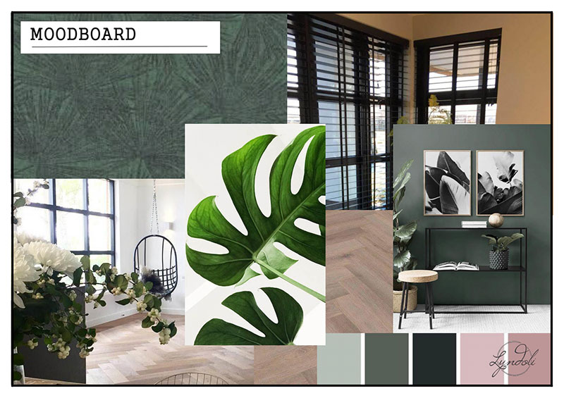 Basis interieuradvies-moodboard